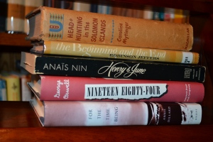 Book Spine Poem 4